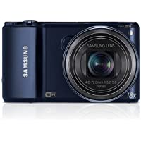 Samsung WB200F Digital Camera 14.2 Megapixels 3-Inch Screen WiFi USB