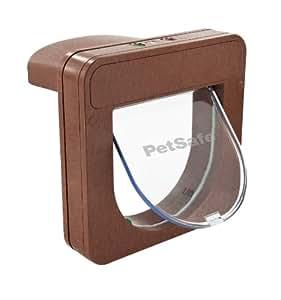 PetSafe Petporte smart flap - Microchip - Brown