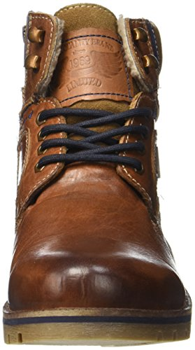 Manitu Herren 670579 Klassische Stiefel Braun (Braun)