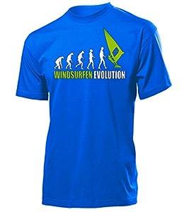 WINDSURFEN EVOLUTION 626(H-B-Weiss-Grün) Gr. M