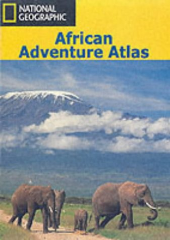 **african adventure atlas (National Geographic)