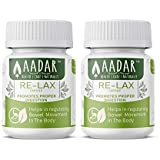 [Sponsored]Re-LAX Medicine For Constipation Relief, Bowel Care And Gastric Wellness By AADAR – 60 Capsules (Pack Of 2)