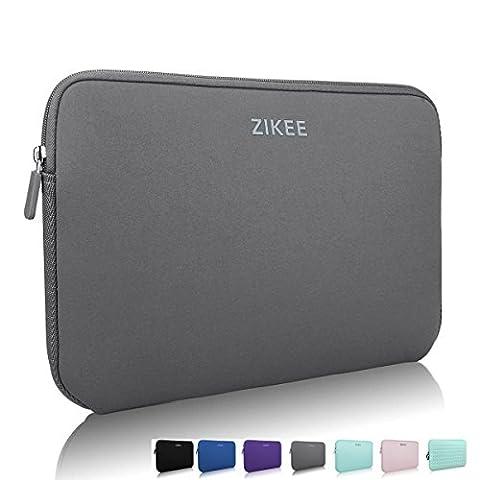 Zikee 17-17,3 Zoll (43,18-43,94 cm) ultradünne, stärkste wasserfeste Schutzhülle für Laptops / Ultrabooks in vielen Farben erhältlich
