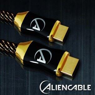 Aliencable 7,5m Cable HDMI Haut de gamme 1.4 High Speed