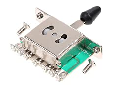Surfing 5 Way Guitar Pickup Selector Switch For Trat Guitar