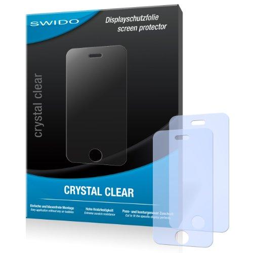 SWIDO–Pellicola proteggi schermo per iPhone 3G/3GS 2 x SWIDO Trasparente