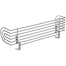 Herdschutzgitter, Herdgitter, Herdsicherung aus Metall - robust - Maße (LxBxH): 60 x 18,5 x 14cm