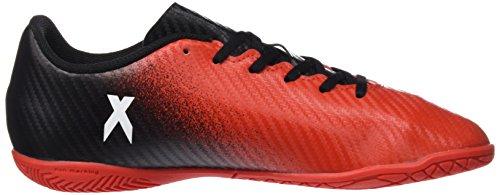 Diversi In J 16 X Adidas Di 4 Colori Arancio Di Scarpe Allenamento Calcio Del Bambino Misto OSpwx