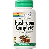 Solaray Komplette Mushroom 60Cap. preisvergleich bei billige-tabletten.eu