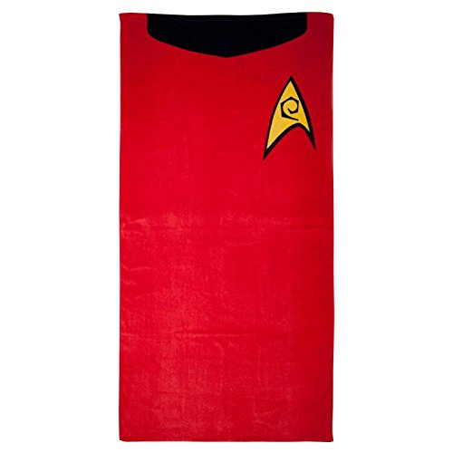 Star Trek TOS Beach Towel: Scotty (Uniform Star Trek Tos)