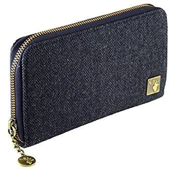 House Of Tweed, Poschette giorno donna BLUE-TWEED