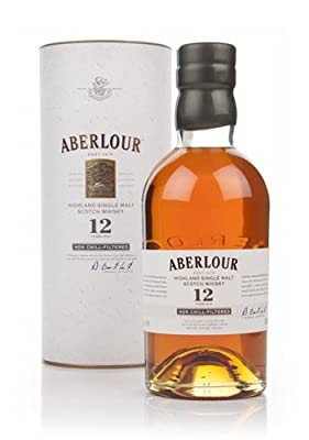 Aberlour 12 Year Old Non Chill-Filtered Single Malt Whisky
