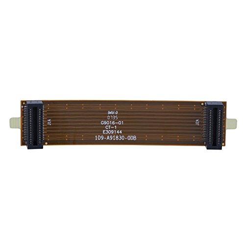 Asiproper Weiches Flachbandkabel Verbindungskabel Crossfire Bridge für AMD ATI Grafikkarten