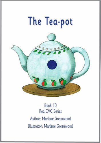 The Teapot (Red CVC Series)