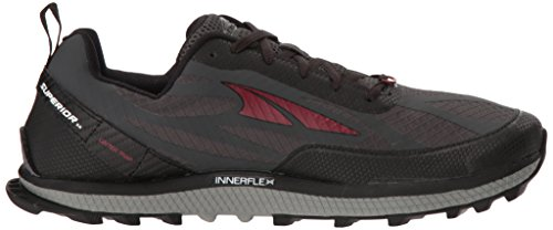 Altra Superior 3.5 Black Red Black Red