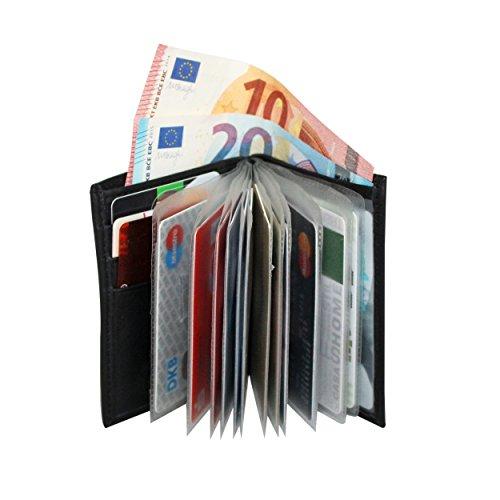 45a126c01aa35 Kreditkartenetui-Leder-PARIS-von-BelliBiz-Slim-Wallet-für-
