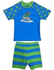 SurfitBoys'Star Camper short et t-shirt à manches courtes Bleu/Vert S 2–3 ans