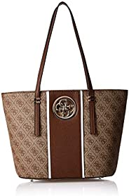 GUESS Womens Handbag, Brown - SS718622