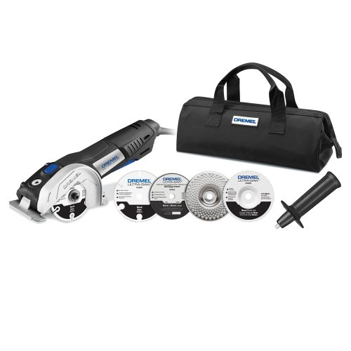Preisvergleich Produktbild Dremel US40-01 Ultra-Saw Tool Kit with 4 Accessories and 1 Attachment by DREX9