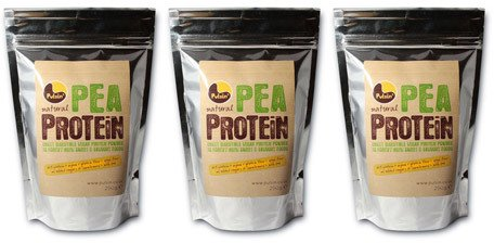 Pea Protein Isolate - 250g