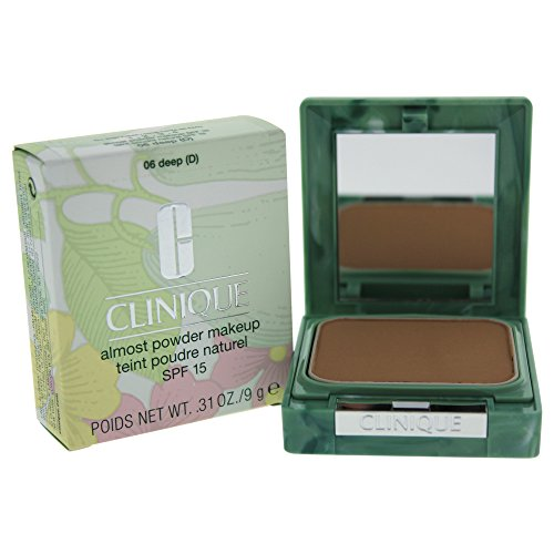 Clinique - Almost 06-deep powder SPF15 9 gr