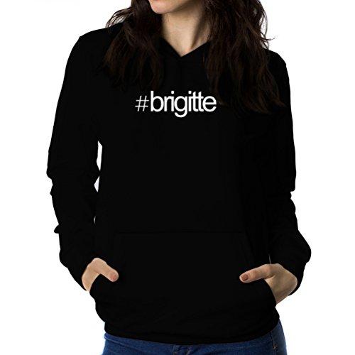 Felpe con cappuccio da donna Hashtag Brigitte