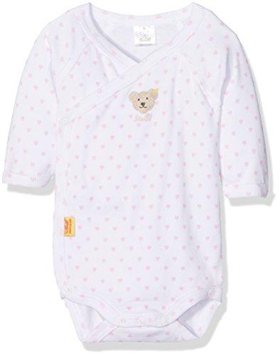 Steiff Baby-Mädchen Body 1/1 Arm, Mehrfarbig (Allover 0003), 62
