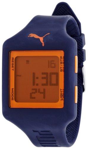 Puma Herren-Armbanduhr Slide L Digital Quarz Plastik PU910791009