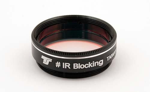 "TS-Optics Infrarot Sperrfilter, UV IR Sperrfilter 1,25"" für Teleskop, TSIR1"