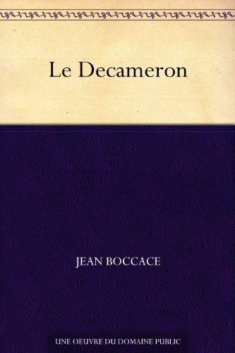 Le Decameron [Pdf/ePub] eBook