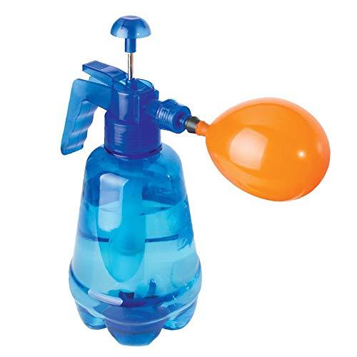 libelyef Wasserbomben Pumpe Wasserballon Füllstation Ballon Füllstation Wasserballon Füller Mit 300 Ballons Für Kindergeburtstagsfeiern Geschenk Spielzeug