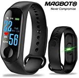 MAGBOT VS-007 M3 Smart Band for Men Women Fitness Tracker for Sports/Gym Lovers