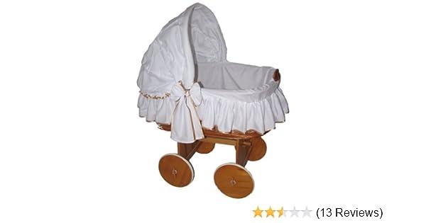 Babymajawelt® stubenwagen bezug traumhaft xxl bollerwagen