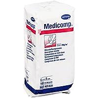 Medicomp Kompressen 5x5 cm Unsteril, 100 St preisvergleich bei billige-tabletten.eu