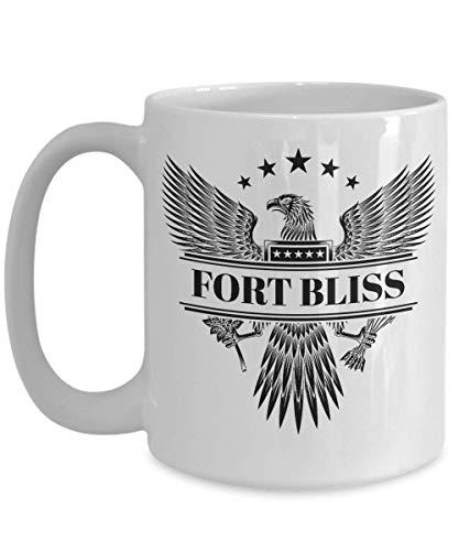 Fort Bliss Mug Texas El Paso Army Coffee Mug Gift