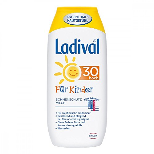 Ladival Kinder Sonnenmilch LSF 30, 200 ml