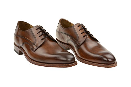 Gordon & Bros Milan 5098de A Monsieur Chaussures Homme Business Chaussures, halbschuhe, combinaison, Chaussures lacets Chaussures Derby, Goodyear Marron - alameda brown