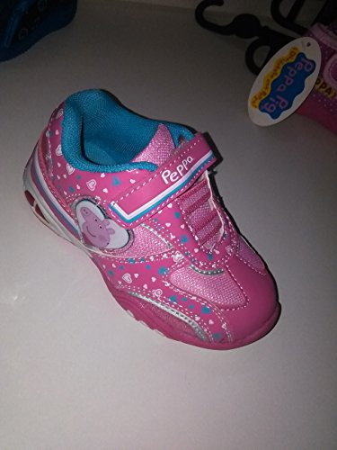 Peppa Pig, Zapatillas Luminosas