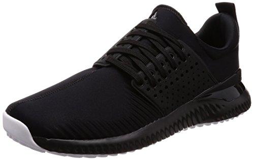 Adidas Adicross Classic-Leather, Zapatillas de Golf para Hombre, Negro (Negro F33778), 40 2/3 EU adidas