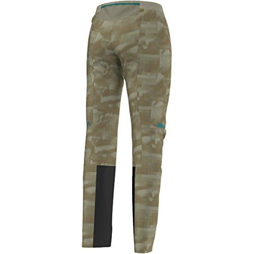 Adidas Outdoor Damen TERREX AGRAVIC Mountain Flash Hose Tech Beige/Earth