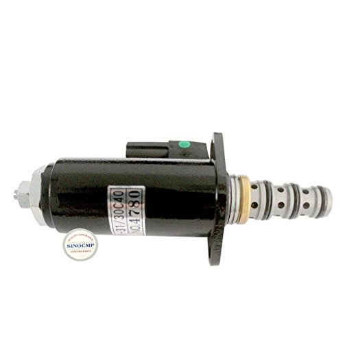 Sinocmp Pompe hydraulique Électrovanne Yn35 V00018 F1 (Point Vert) pour Kobelco Sk120-5