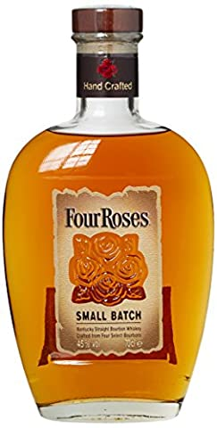 Four Roses petit lot Kentucky Straight Bourbon Whiskey 70 cl