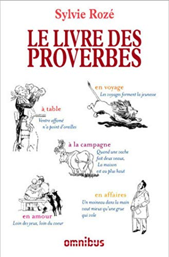 Le livre des proverbes (Hors collection)