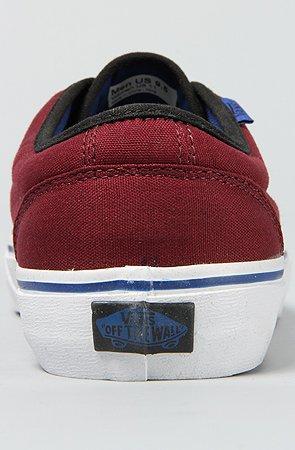 Vans 106 Vulcanized VNJN62P Unisex - Erwachsene Klassische Sneakers Port