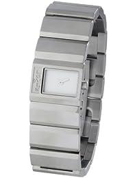 Levi's L020GI-1 - Reloj de mujer de cuarzo, correa de acero inoxidable color oro