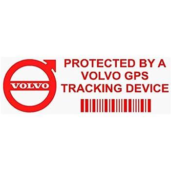 Platinum Place 5 x PPFORDGPSBLK GPS Tracking Device Security BLACK onto CLEAR WINDOW Stickers 87x30mm-Car,Van Alarm Tracker