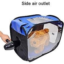 Funihut Chenil Plegable Lavable y Desmontable Cama Perro casa cámara Simple Pet Pack portátil Plegable Caja