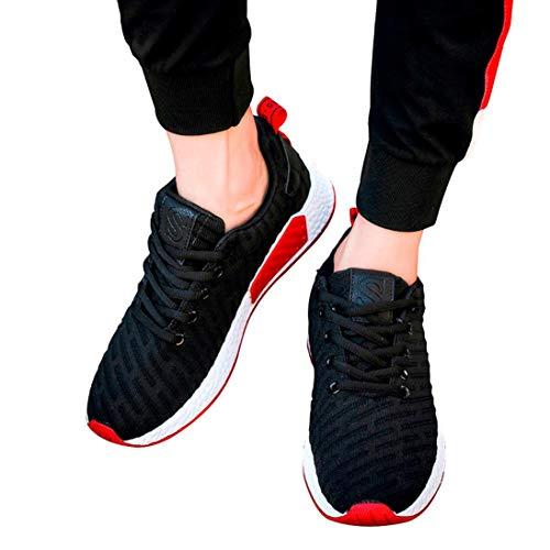 Chaussures de Sports Homme CIELLTE Sneakers Chaussures de Course Baskets 2018 Mode Tennis Loisirs Athlétique Fitness Entraînement Multisports