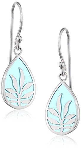 elements-damen-ohrhanger-925-sterling-silber-blau-e4562t