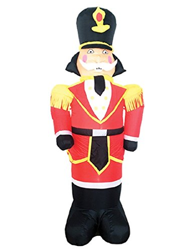 Morris 7'Airblown aufblasbare Toy Soldier Indoor-/Outdoor Weihnachten Dekoration Prop